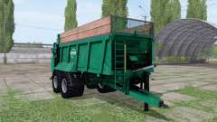 Tebbe HS 180 para Farming Simulator 2017