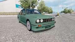 BMW M3 Sport Evolution (E30) 1989