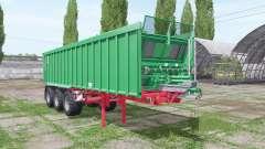 Kroger Agroliner TAW 45 para Farming Simulator 2017
