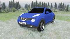 Nissan Juke (YF15) 2011