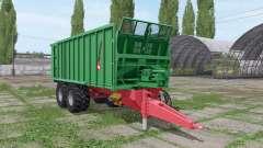 Kroger Agroliner TAW 20 para Farming Simulator 2017