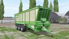 Krone TX 560 D para Farming Simulator 2017