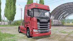 Scania S 680 V8 2016