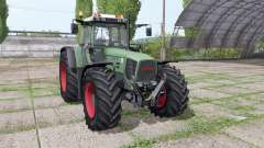 Fendt Favorit 824 Turboshift para Farming Simulator 2017