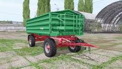 Kroger Agroliner HKD 150 para Farming Simulator 2017