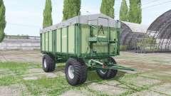 Krone Emsland DK 280 R edit Dracko para Farming Simulator 2017