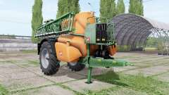 AMAZONE UX 5200 para Farming Simulator 2017