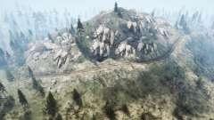 Entre as montanhas