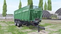 BRANTNER TA 23065 Power Push para Farming Simulator 2017