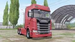 Scania S 730 V8 2016