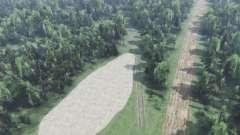 Em algum lugar nas florestas de Tula