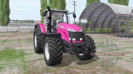 Massey Ferguson 8735 para Farming Simulator 2017