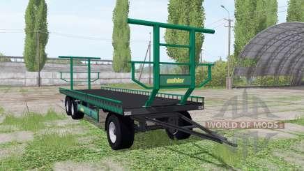Oehler OL DDK 240 B para Farming Simulator 2017