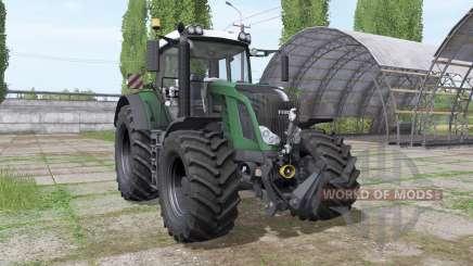 Fendt 828 Vario para Farming Simulator 2017