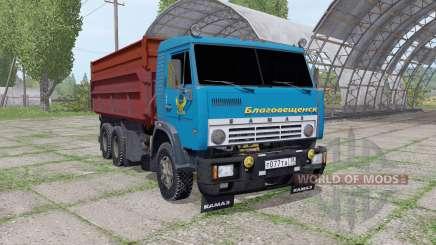 KamAZ 55102 para Farming Simulator 2017