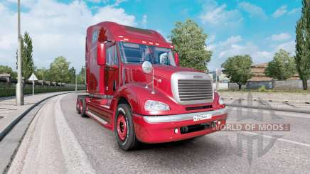 Freightliner Columbia Raised Roof 2000 para Euro Truck Simulator 2