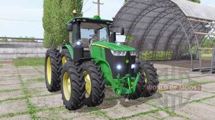 John Deere 7250R para Farming Simulator 2017