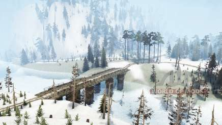Winter para MudRunner