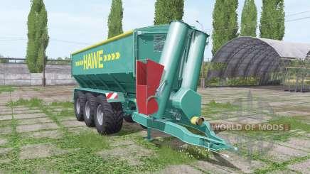 Hawe ULW 5000 T para Farming Simulator 2017