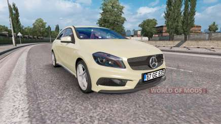 Mercedes-Benz A 45 AMG (W176) 2013 para Euro Truck Simulator 2