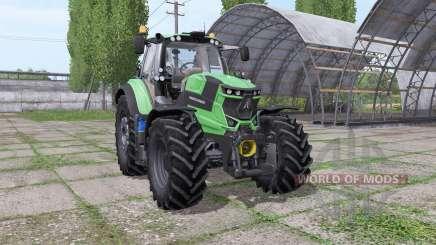 Deutz-Fahr Agrotron 6175 TTV para Farming Simulator 2017