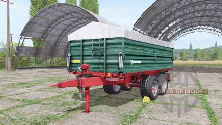 Farmtech TDK 1600 para Farming Simulator 2017
