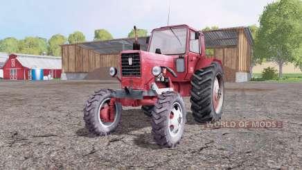 MTZ 82 de Belarusian para Farming Simulator 2015