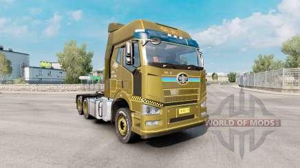 FAW J6P para Euro Truck Simulator 2