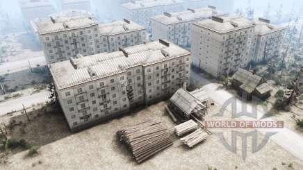Zona exclusiva - de Chernobyl para MudRunner