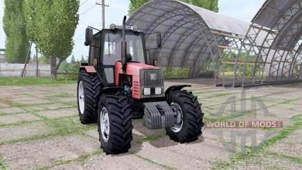 MTZ-1221 Bielorrússia para Farming Simulator 2017