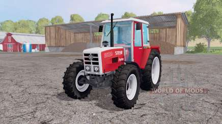 Steyr 8090A Turbo SK1 v1.4 para Farming Simulator 2015