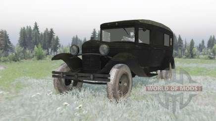 GÁS 55 1938 Sanitária v1.2 para Spin Tires
