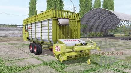 CLAAS Sprint 445 S para Farming Simulator 2017