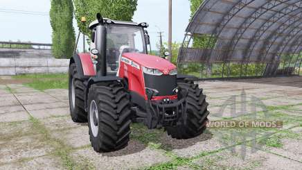 Massey Ferguson 8740 S para Farming Simulator 2017