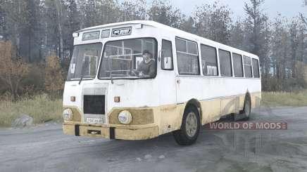 LiAZ 677 para MudRunner