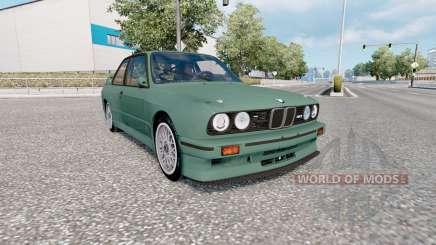 BMW M3 Sport Evolution (E30) 1989 para Euro Truck Simulator 2