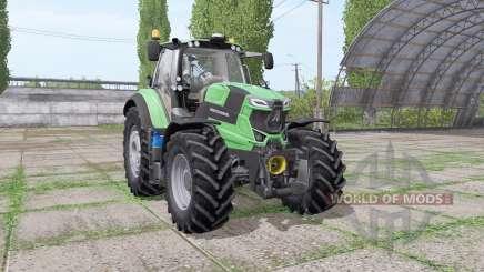 Deutz-Fahr Agrotron 6175 TTV v1.2 para Farming Simulator 2017