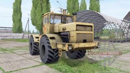 Kirovets K 701Р para Farming Simulator 2017