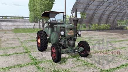 Lanz Bulldog D 9506 para Farming Simulator 2017