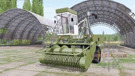 Fortschritt E 281 para Farming Simulator 2017