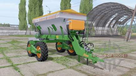 Stara Hercules 10000 Inox para Farming Simulator 2017