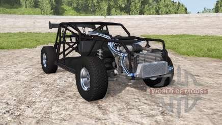 Bruckell LeGran buggy para BeamNG Drive