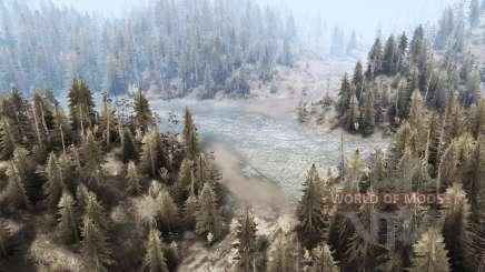 Siberian distrito para MudRunner