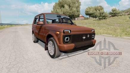 LADA Niva Urban (21214) 2015 para Euro Truck Simulator 2