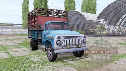 GAZ 52 para Farming Simulator 2017