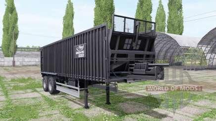 Fliegl ASS 298 GREEN-TEC para Farming Simulator 2017