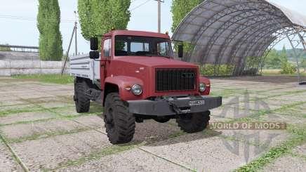 GÁS 3308 Садко para Farming Simulator 2017