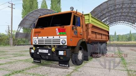 KamAZ 53212 para Farming Simulator 2017