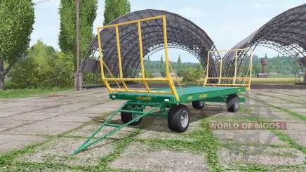 METALTECH PBD 8 para Farming Simulator 2017