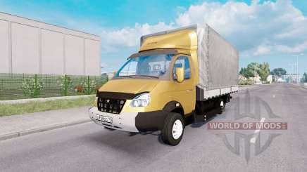 GAZ 3310 Valday 2004 para Euro Truck Simulator 2